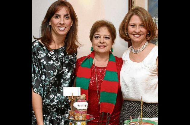 Navidad en la residencia de Margarita De Brigard