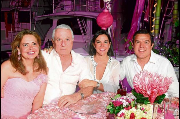 Cumpleaños de Diana Vidales de Alcocer