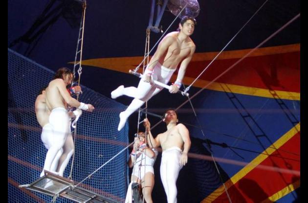 Circo de los Hermanos Gasca