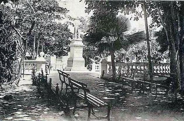 Parque Fernández de Madrid.