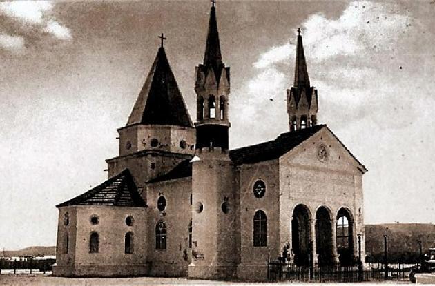Ermita del Cabrero.