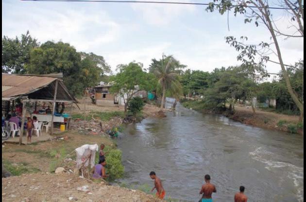 El Caño El Limón será intervenido para evitar más inundaciones.