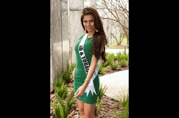 Bellezas de Miss Universo