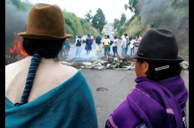 AFP  Santiago armas