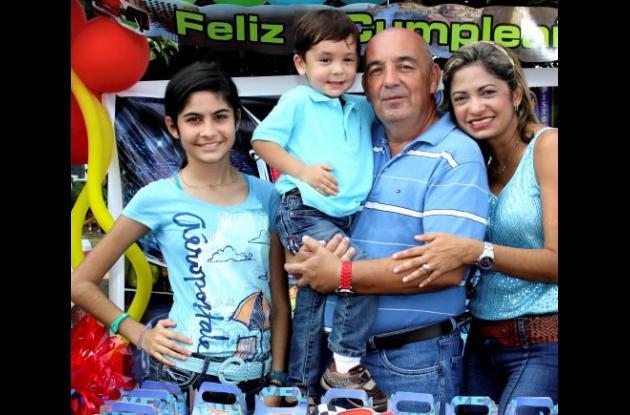 Cumpleaños de Samuel Troncoso