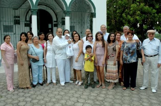 bautizada Isabella González