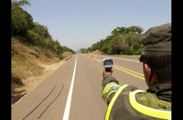 Infraestructura vial de Colombia.