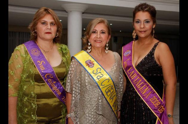 Señora Cartagena Bicentenario
