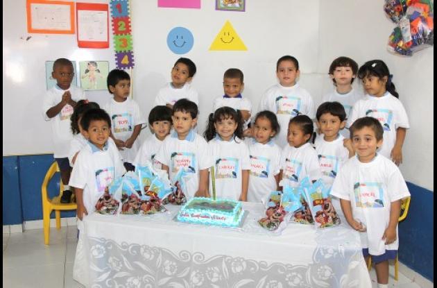 Cumpleaños de Alberto Mercado