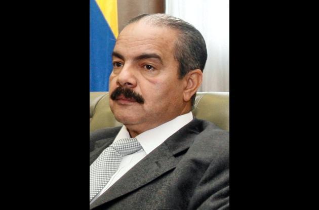 Javier Cáceres Leal, ex presidente del Congreso