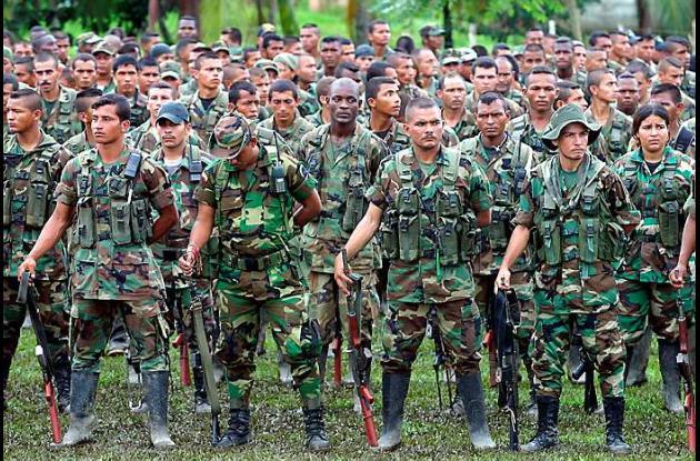 Grupos armados hacen que se genere la violencia en los países