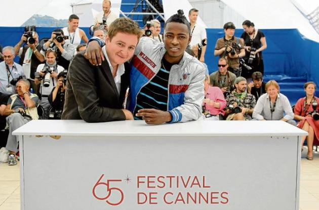 Director y actor del filme La Playa, que se exhibirá en el Festival de Cannes.