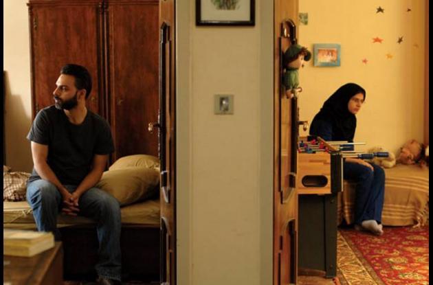 Escena del filme La separación