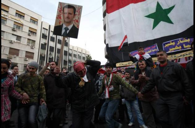Atentados y represiones en Siria dejan 46 muertos