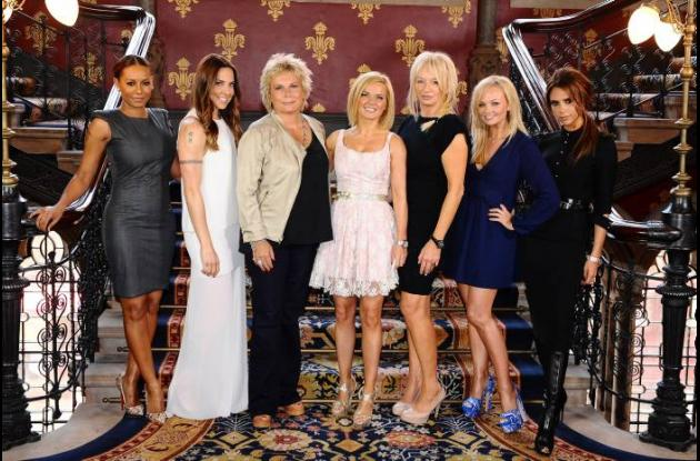 Reencuentro de las Spice Girls