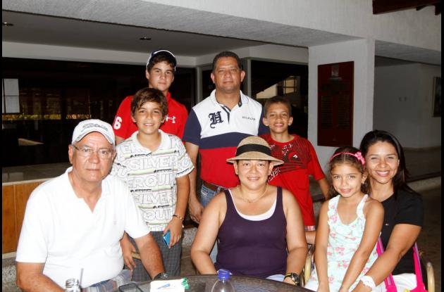 Golf en el Club Campestre