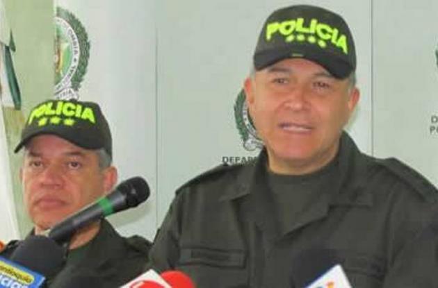 Óscar Naranjo, anunció la captura de  miembros de Los Rastrojos
