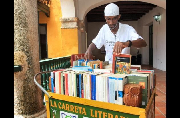 la Carreta Literaria.