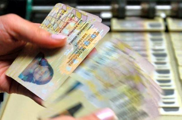 Cédula de Ciudadanía