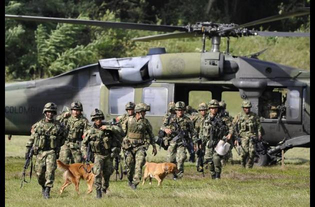 300 soldados son enviados al Cauca para enfrentar a la guerrilla