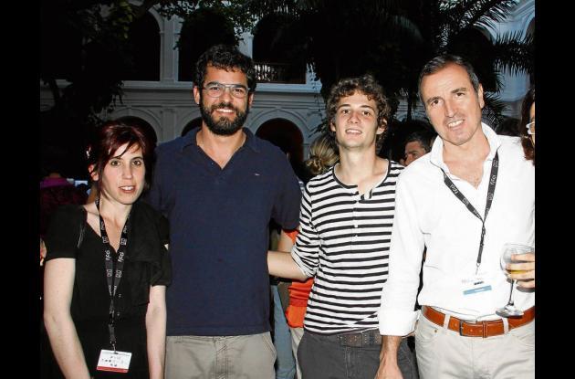 Coctel ofrecido por el gobierno vasco