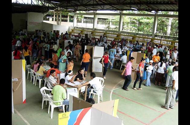 De 268.103 ciudadanos habilitados para votar en Montería, 142.103 son mujerees