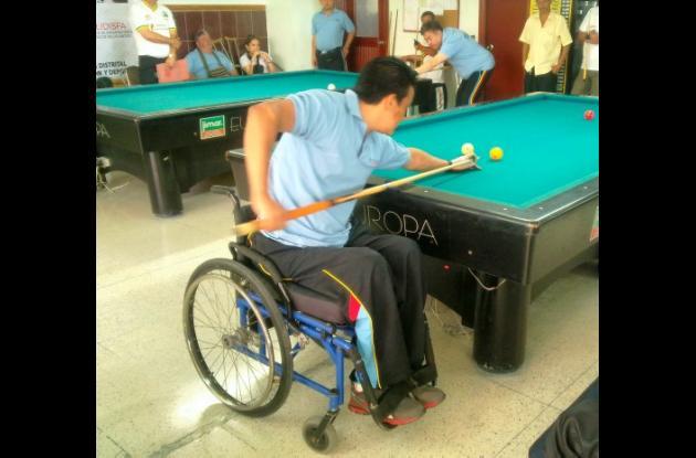 primeros  juegos prejuegos paralímpicos en Barranquilla