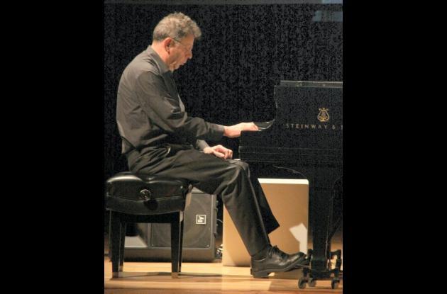 Concierto de Philip Glass