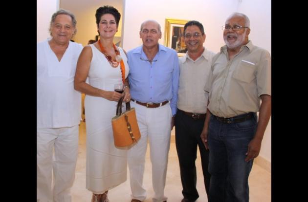 Inauguración la Galería NH