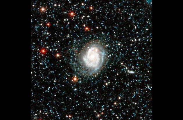 La legendaria Andrómeda, llamada también M31.