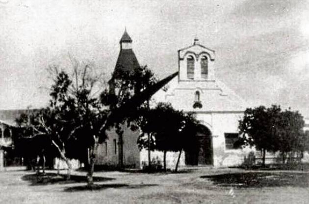 1920:  Ermita de la Candelaria.