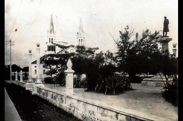 1936: Parque Apolo.