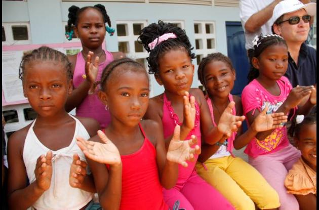Niños de Ararca