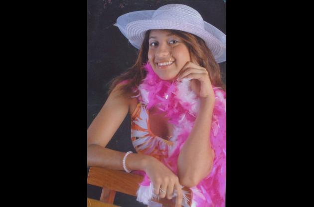 Liley Carolina Otálvaro, reina del Carnaval.