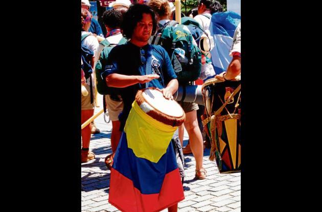 Shangó suena sus tambores en España