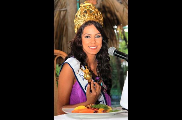 Catalina Robayo, Señorita Colombia