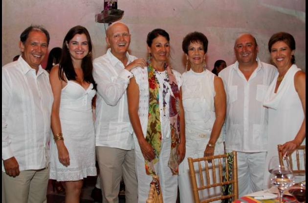 Nick Florian celebró sus 70 años