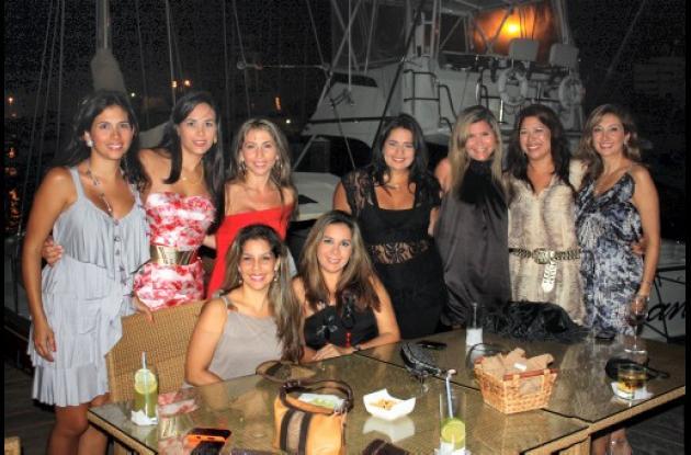 Cumpleaños de Mayra Sotomayor de Lemaitre