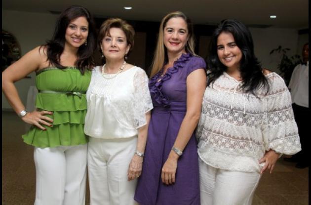 Cumpleaños de Leonor Morales
