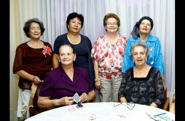 Celebración de cumpleaños de Sol Hayder, en el Club Unión