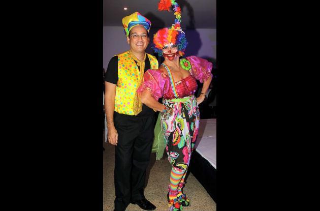 !Que gran fiesta!, la del Club Cartagena