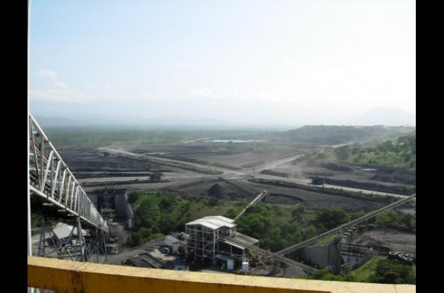 El Cerrejón produce 32 millones de toneladas de carbón térmico.