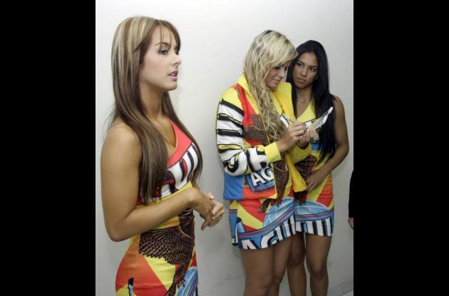 """""""Chicas Águila"""""""