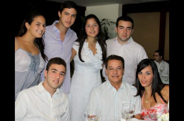 Bautizo de Paloma Berrío