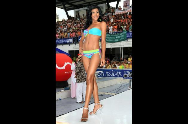 Siete aspirantes a Señorita Cartagena