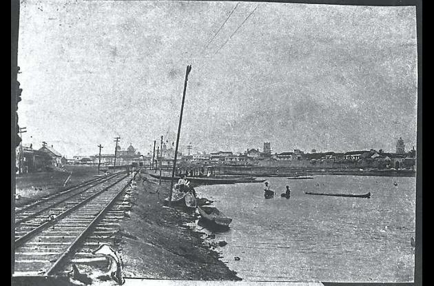 La línea férrea de Cartagena (1894-1950).