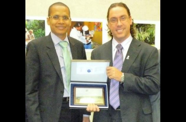 Willis Simancas Mendoza, gerente de la Maternidad Rafael Calvo.