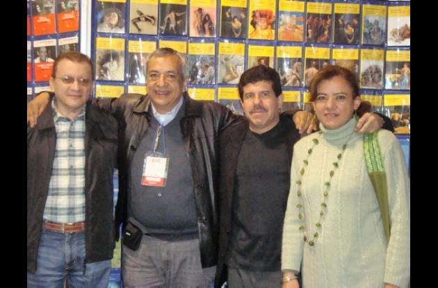 Pablo Pardo:  Editor de 50 novelas y 50 poemarios