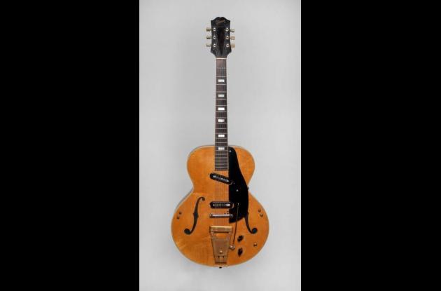 Guitarra creada por Les Paul.