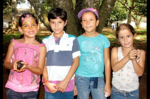 Día en familia del Gimnasio Cartagena